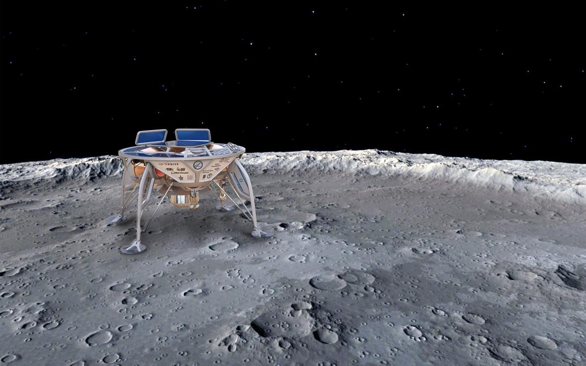 Lander SpaceIl