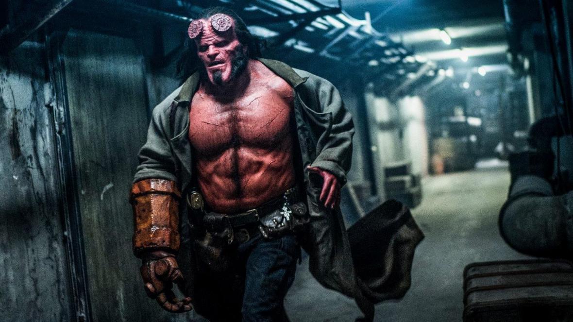 Film Hellboy (2019)