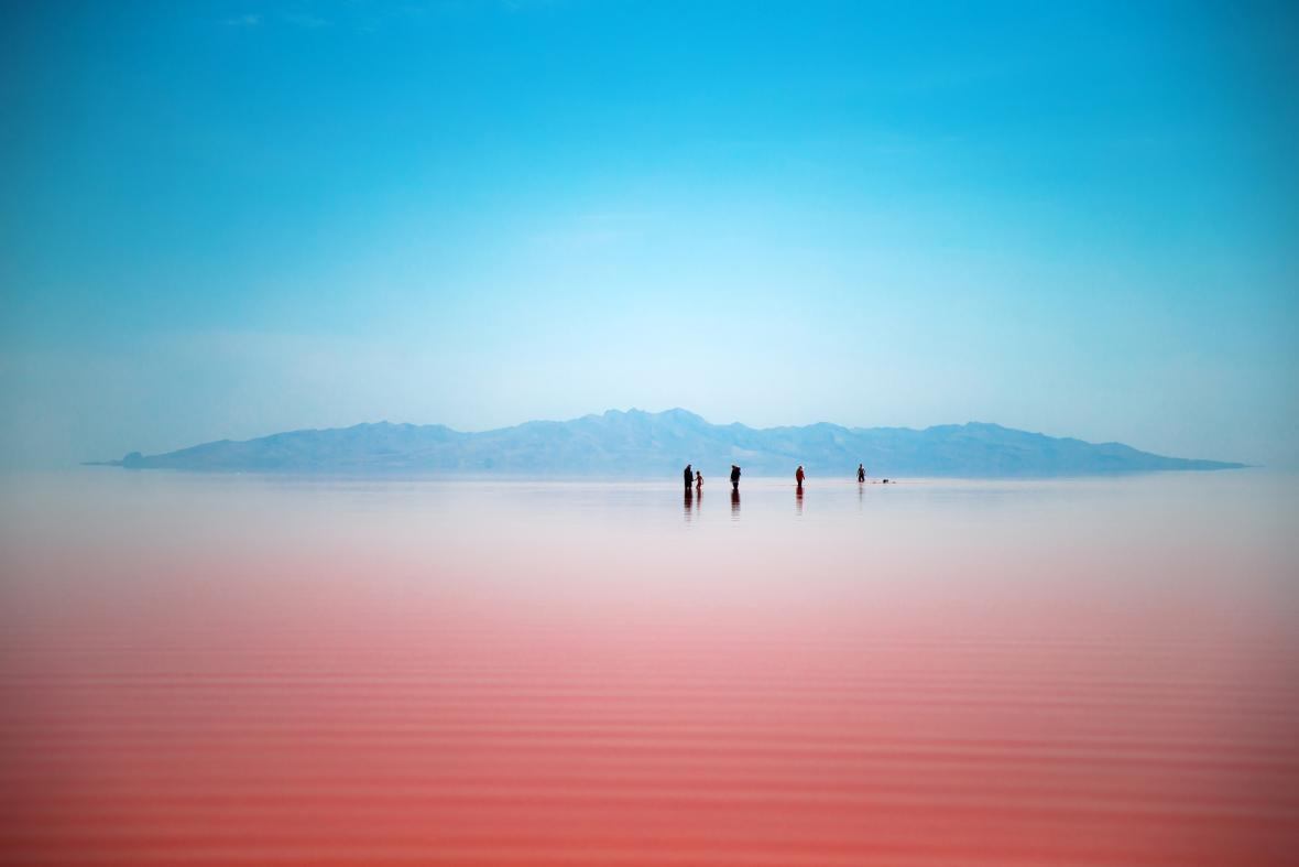 Urmijské jezero