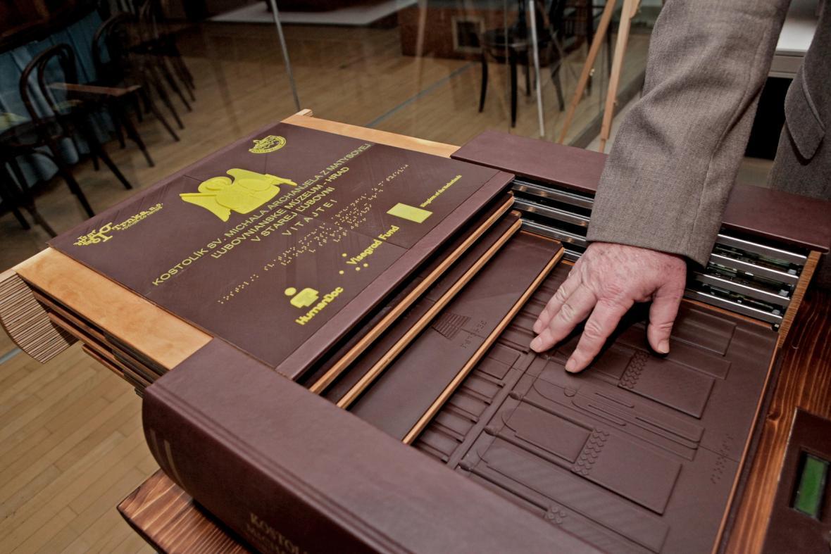 Výstava k výročí narození Louise Brailla v Technickém muzeu v Brně
