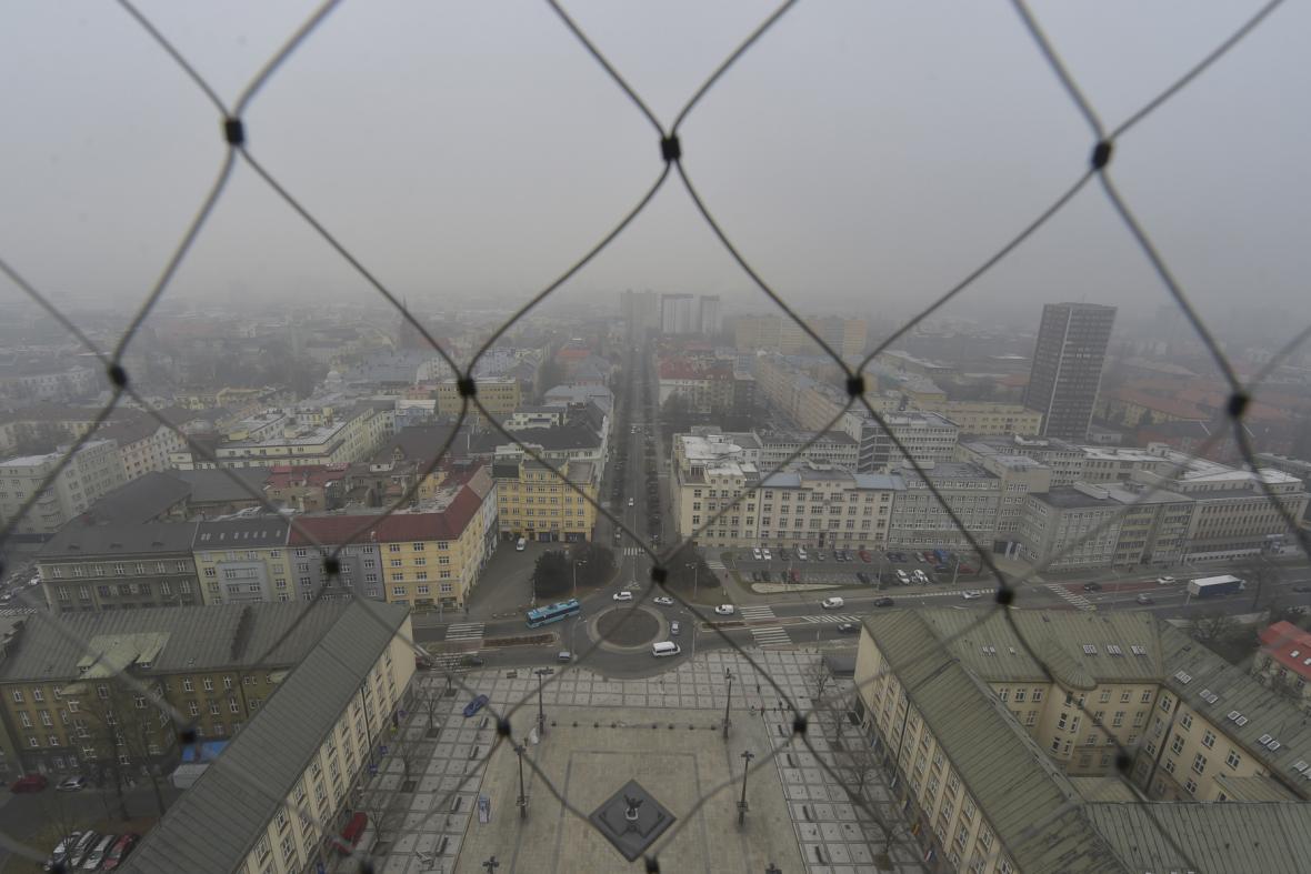 Smogová situace v Česku