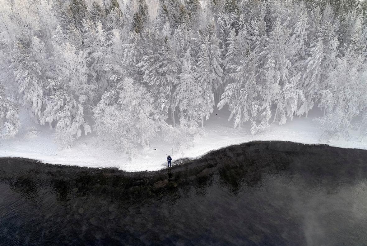 Zima 2019 ve světě