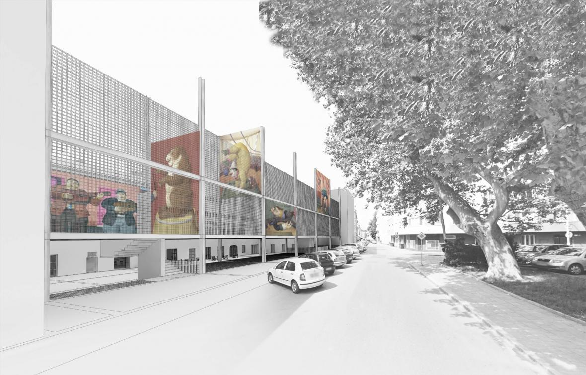 Výstava v brněnském Urban centru