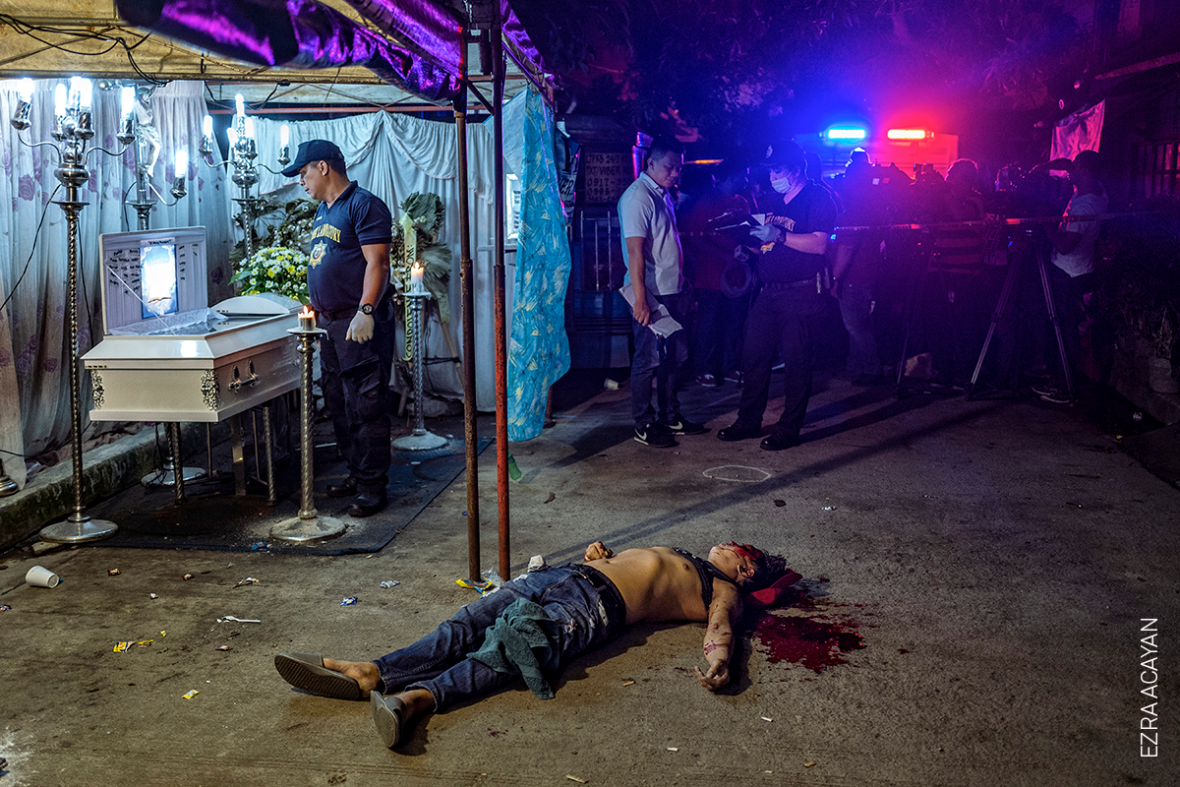 Nominace na World Press Photo 2019 v kategorii Aktualita