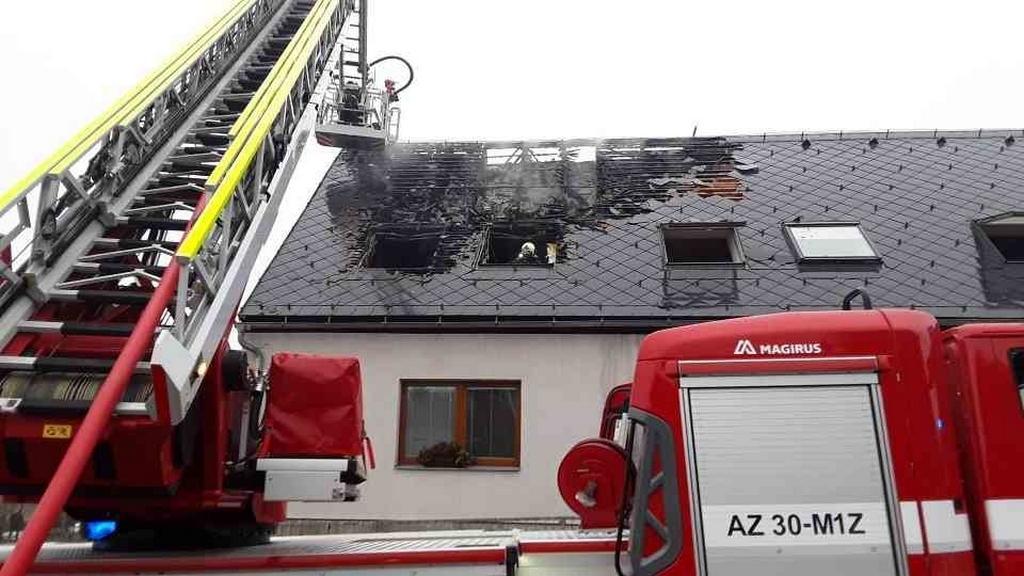 Při požáru azylového domu na Hané zemřelo dítě. Další člověk je zraněný ff455db351