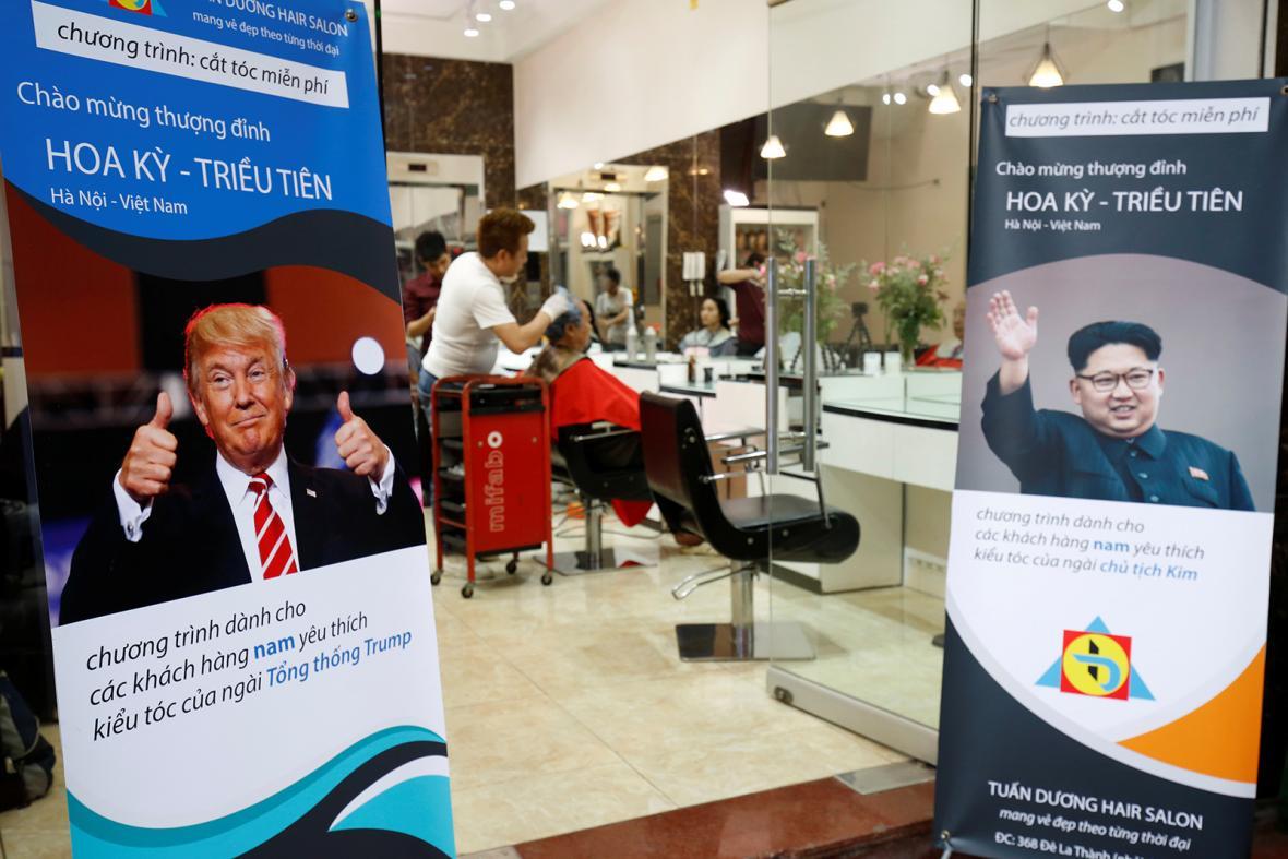 Vietnamský byznys Trump-Kim