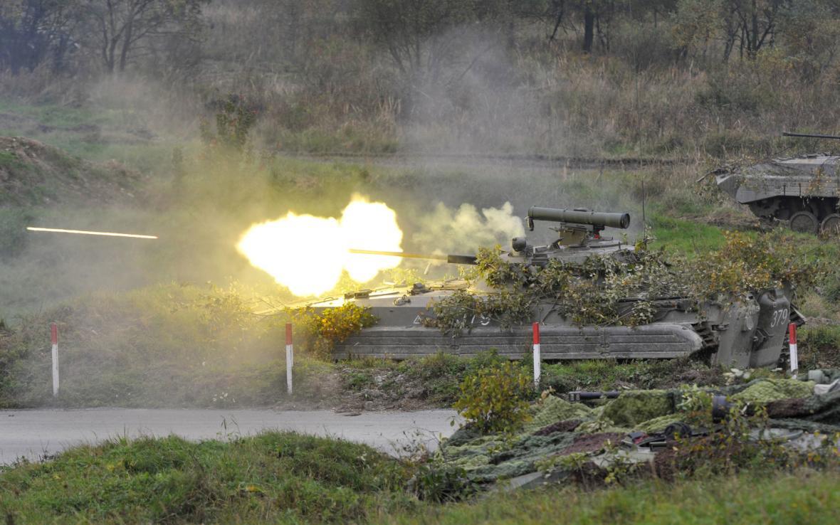 Česká armáda po vstupu do NATO v roce 1999