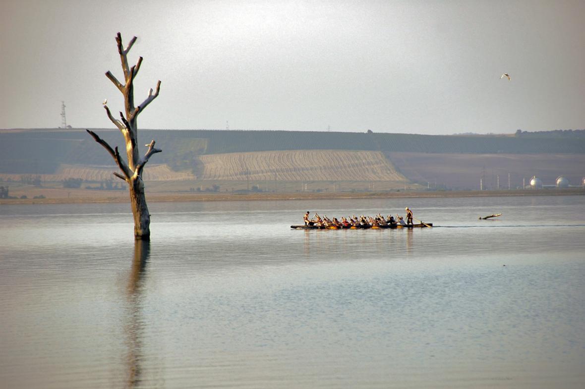 Vodní nádraž Nové Mlýny