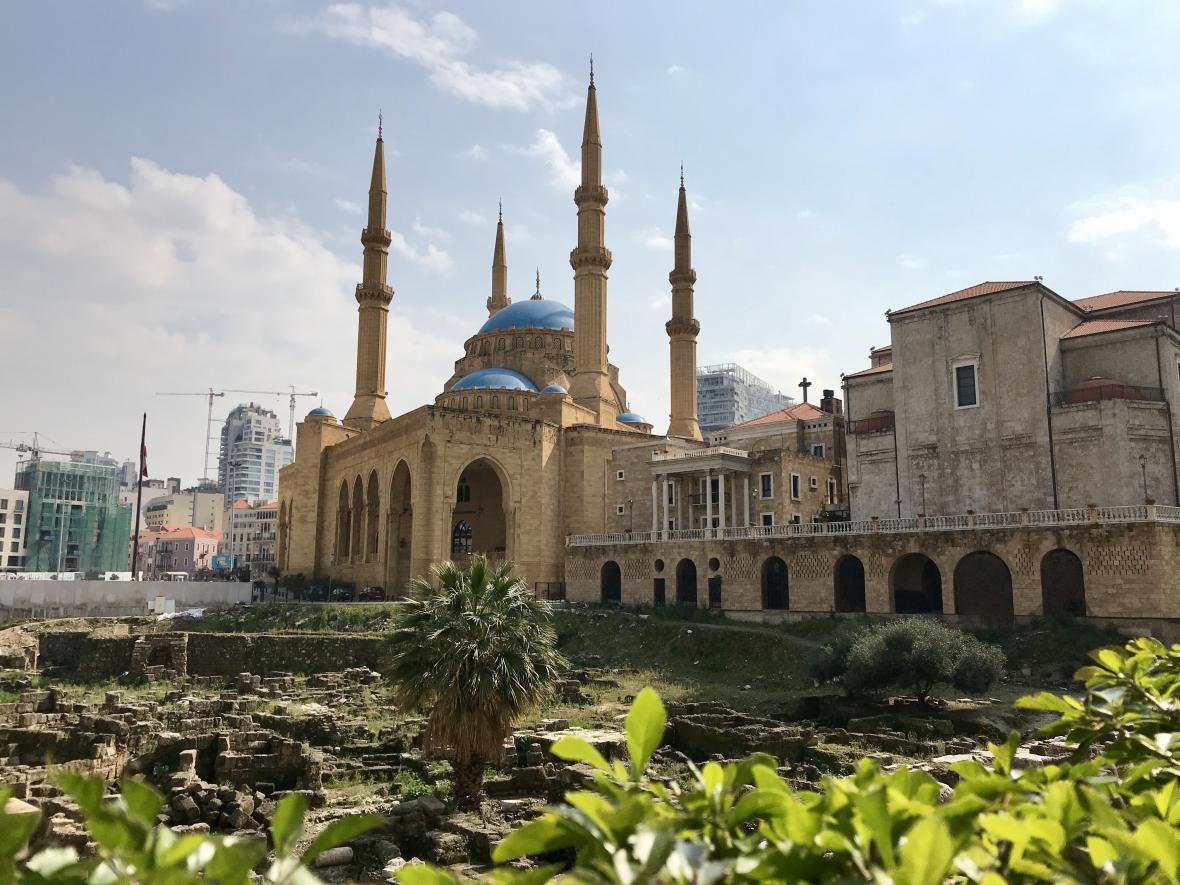 Mešita Muhammada al-Amína v Bejrútu