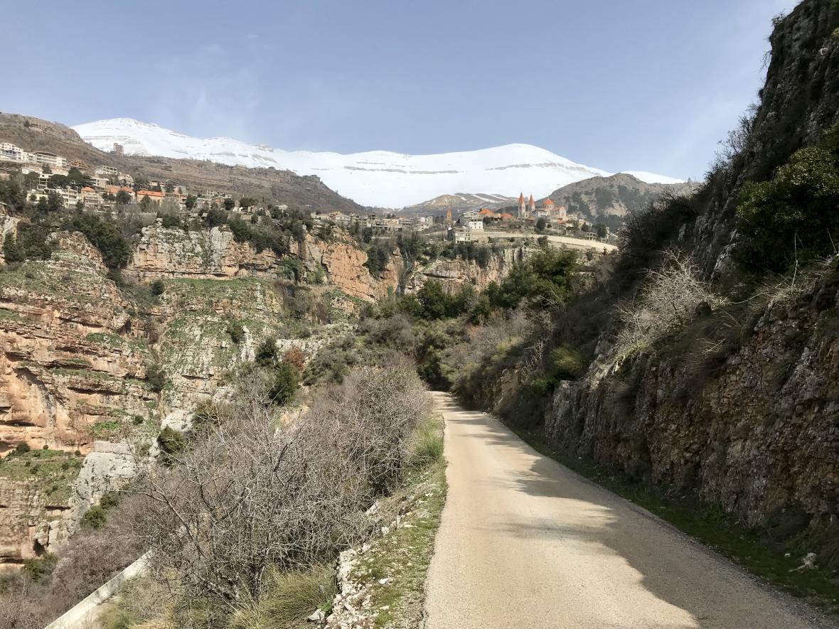 Údolí Kadíša - křesťanská bašta v Libanonu