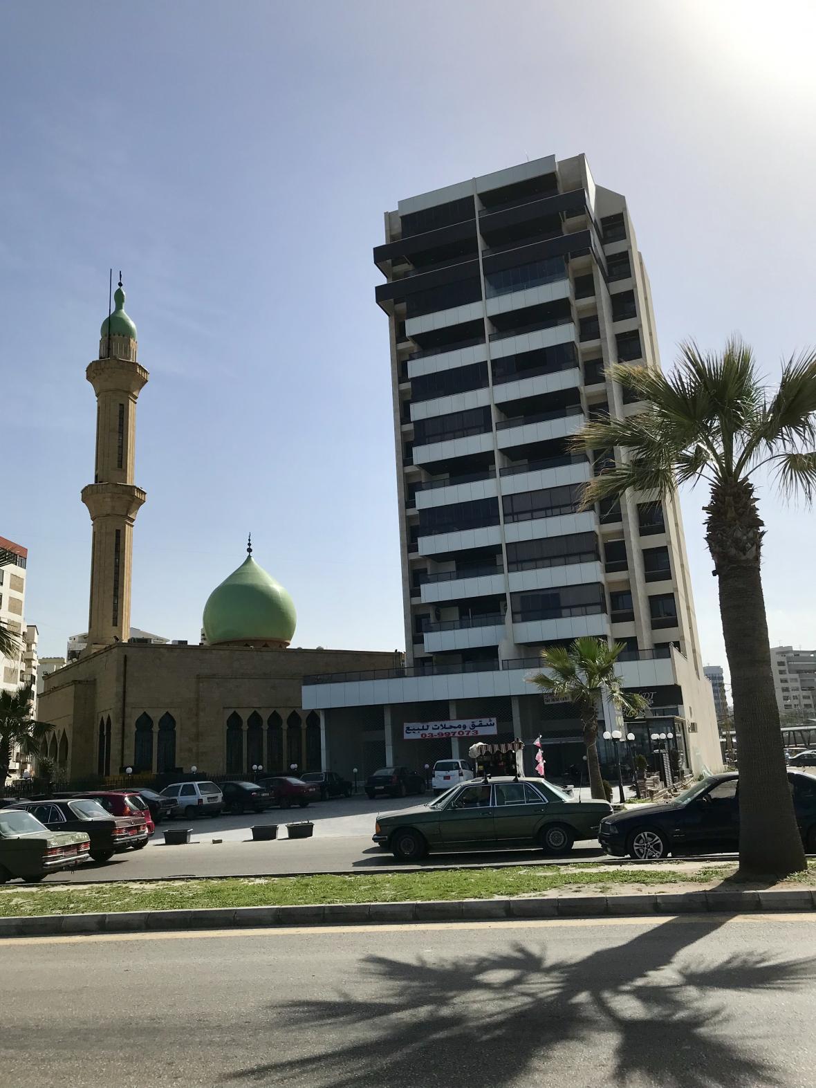 Mešita v Sidónu