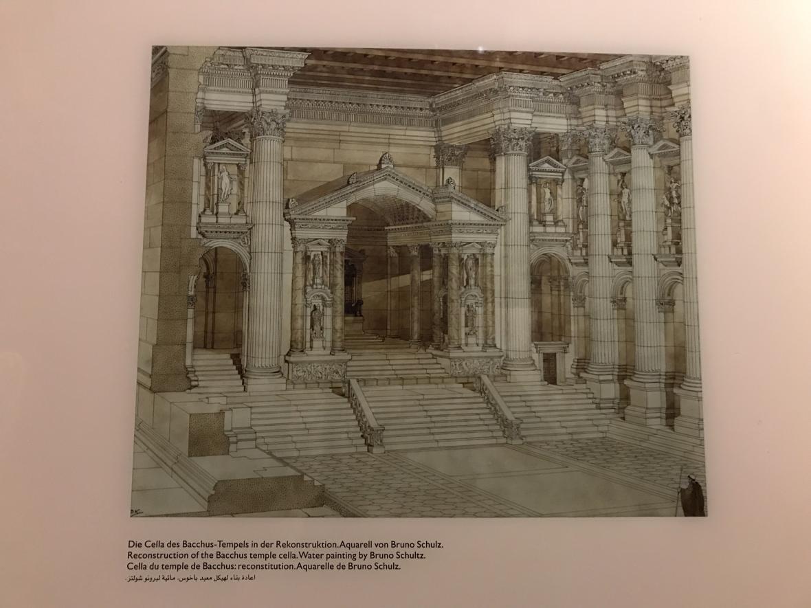 Takto vypadaly chrámy původně