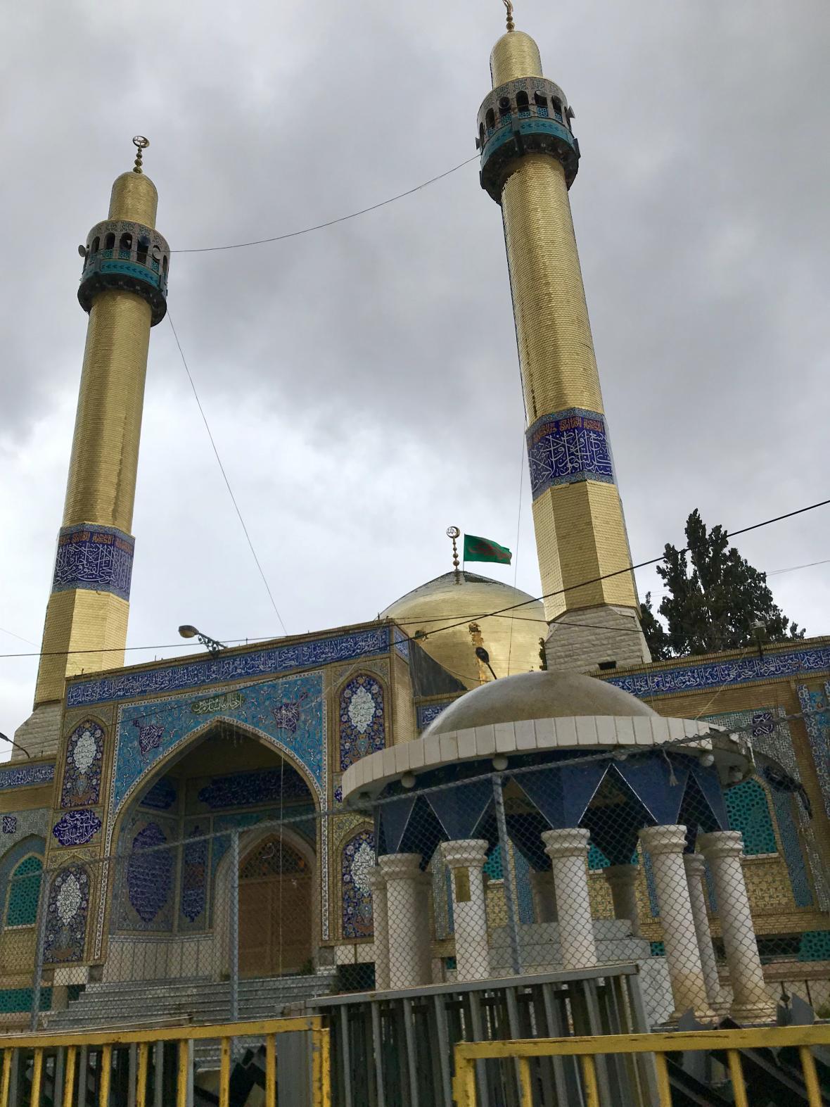Mešita v Baalbeku