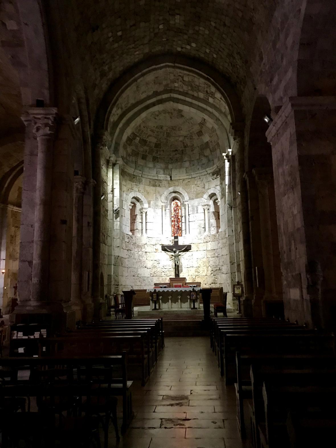 Kostel v Byblosu