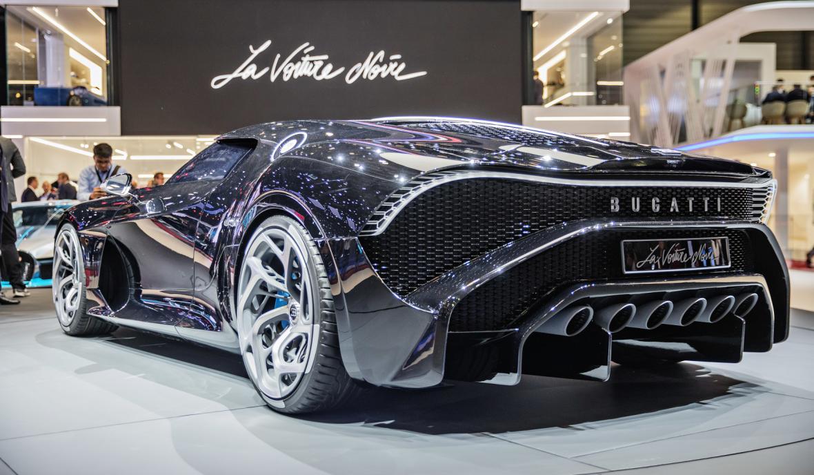 Autosalon v Ženevě 2019