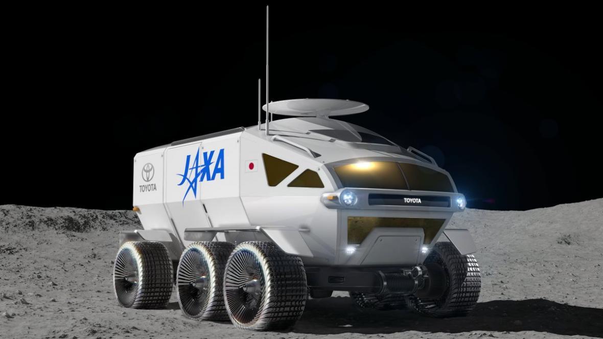 Vozidlo pro Měsíc