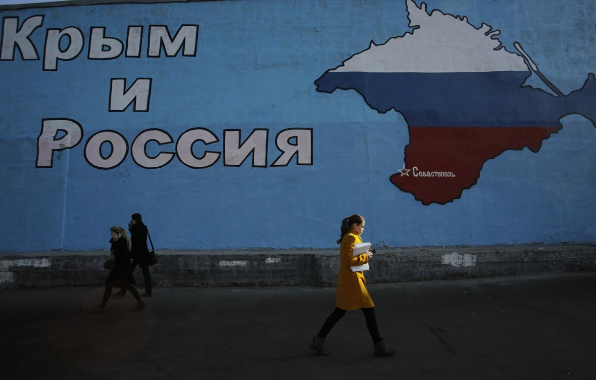 Život na Krymu