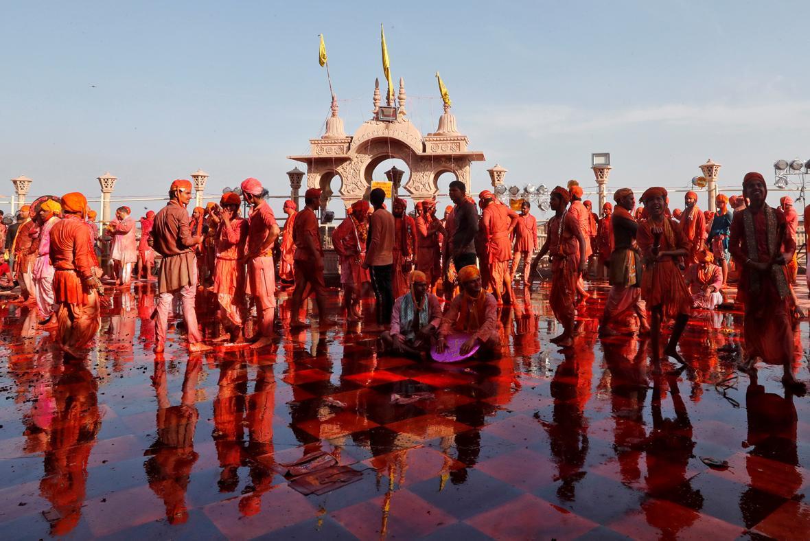Festival barev Holi 2019