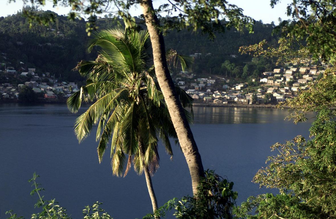Ostrov Mayotte