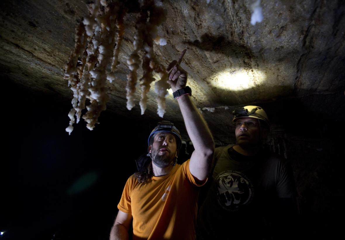 Nejdelší solná jeskyně světa