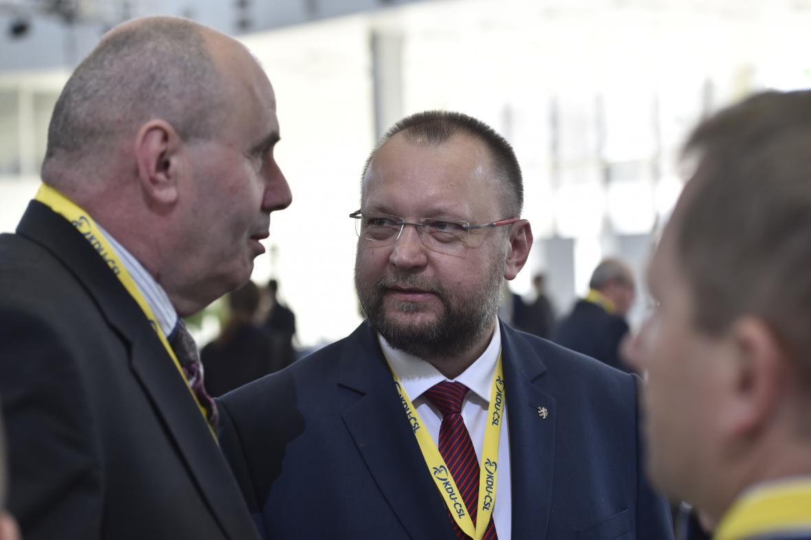 Jan Bartošek, místopředseda