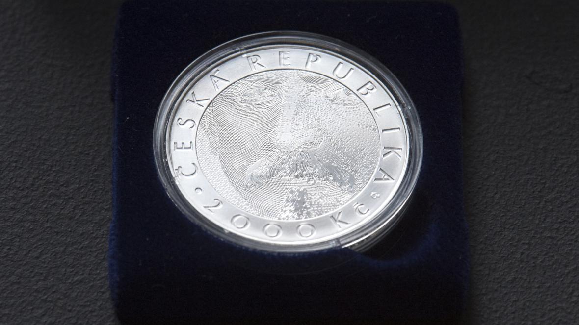Pamětní mince Zavedení československé koruny