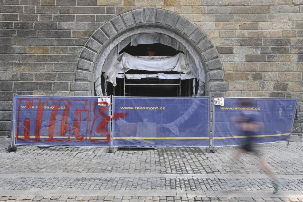 Rekonstrukce kobek na Rašínově nábřeží