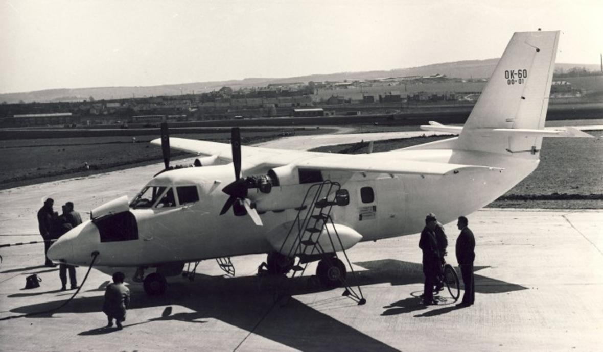 Letouny L-410