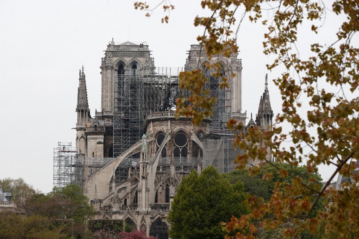 Notre Dame - Den poté