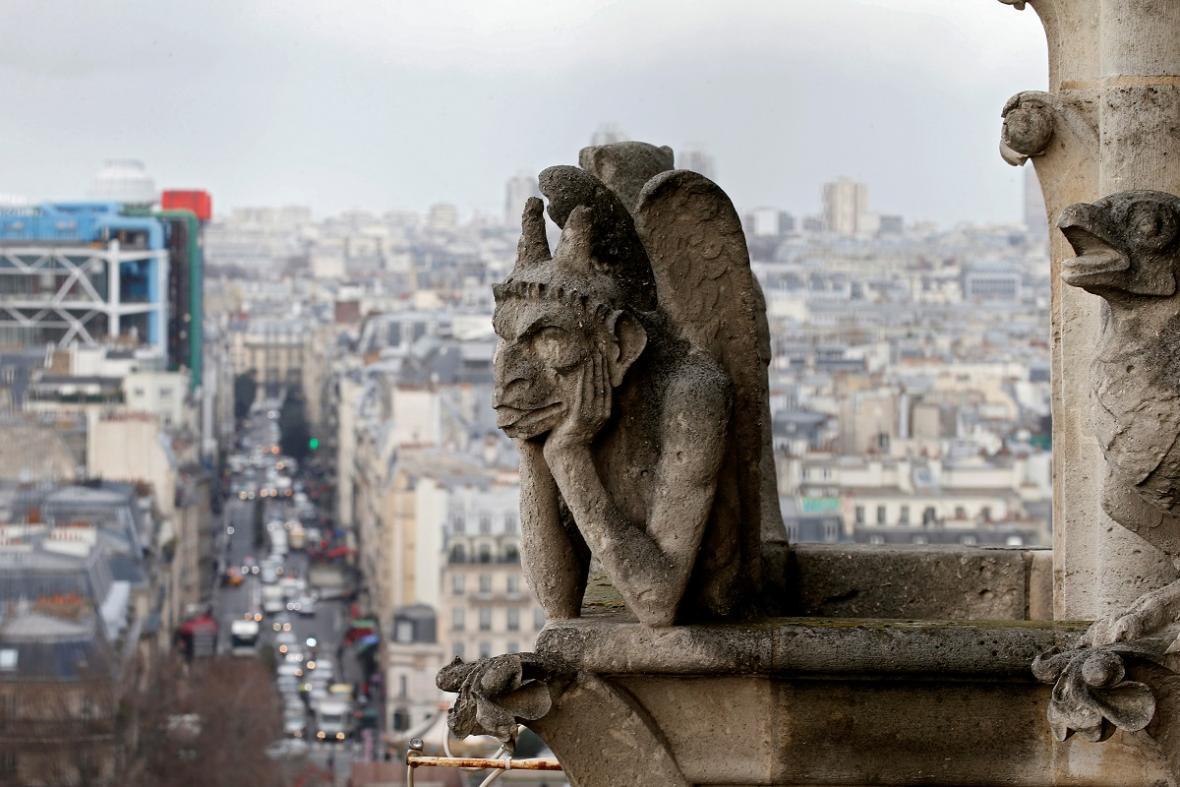 Požár v katedrále Notre Dame: Proč je katedrála tak výjimečná