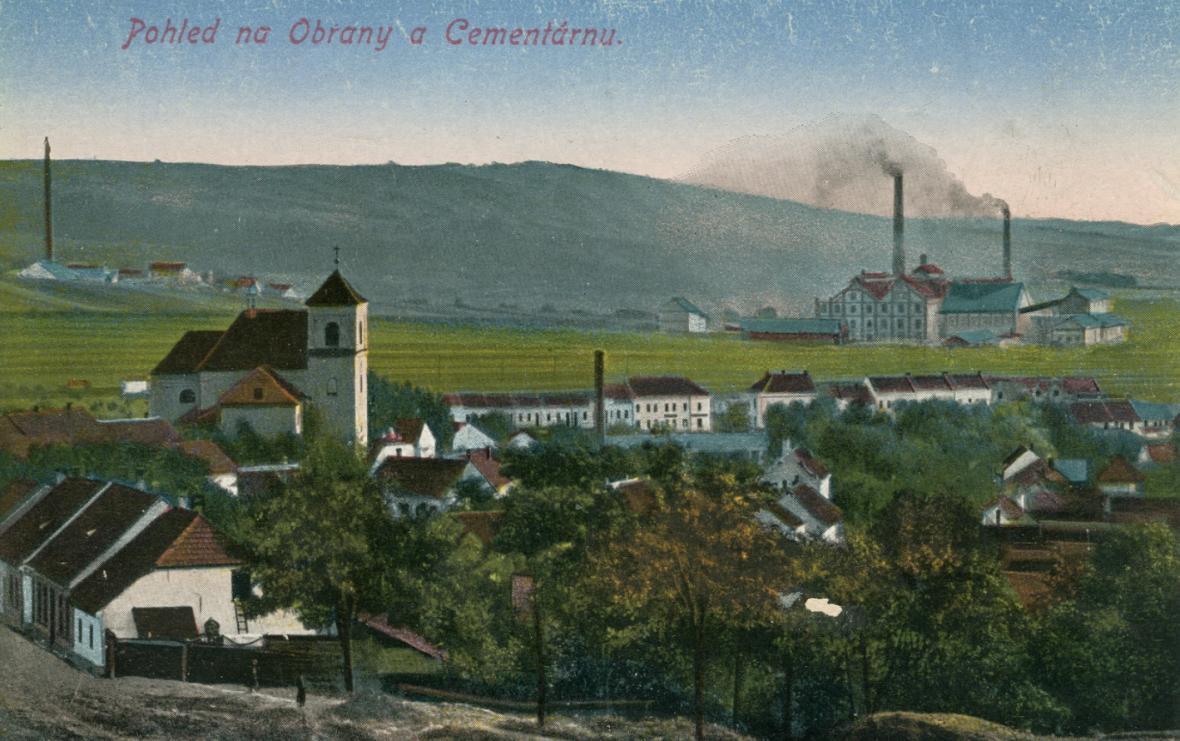 Historické fotografie připojených městských částí Brna