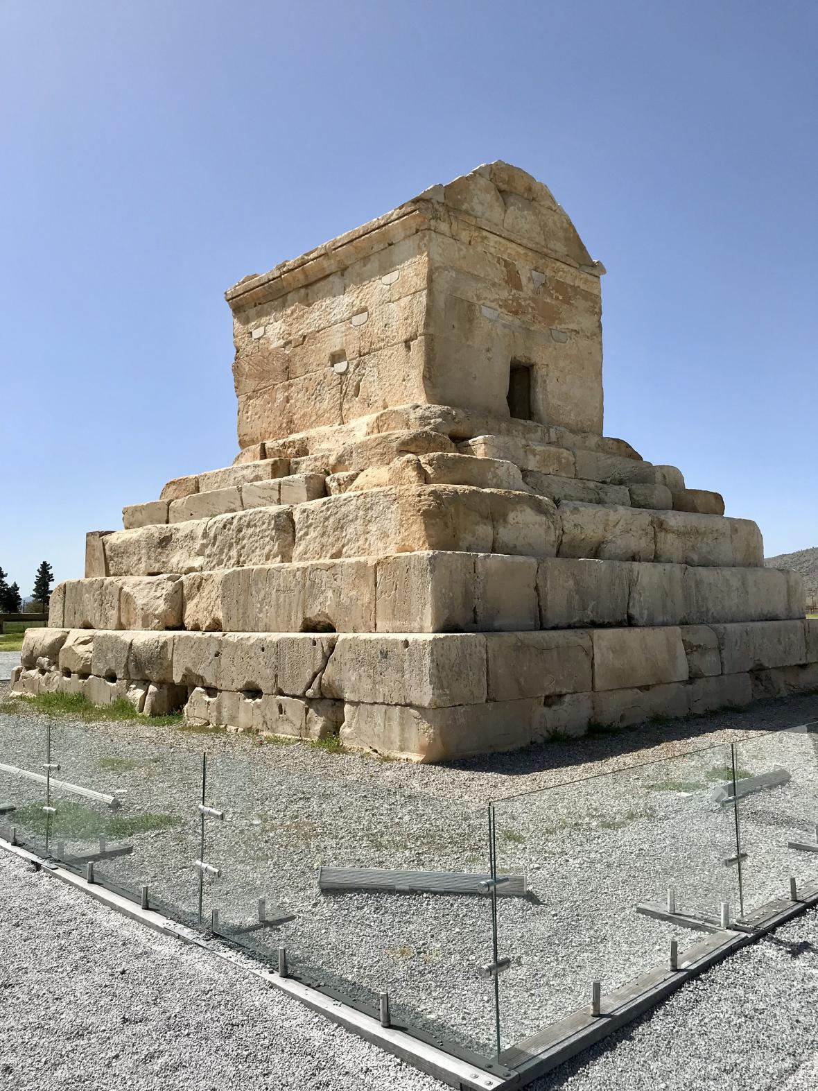 Hrobka Kýra II. Velikého