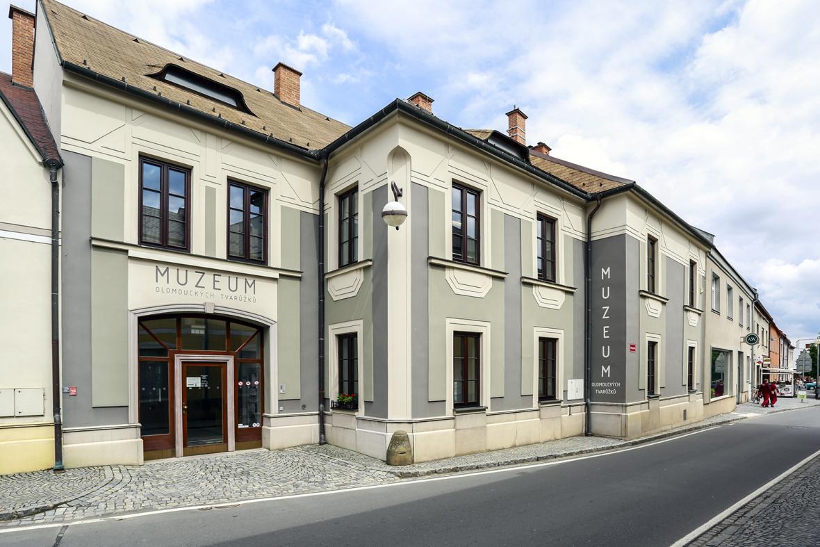 Muzeum Olomouckých tvarůžků v Lošticích