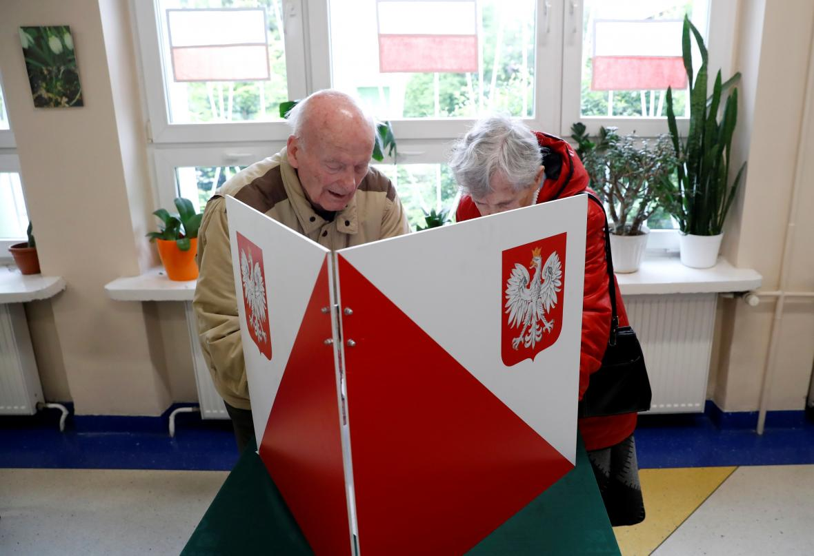 Volby v Polsku