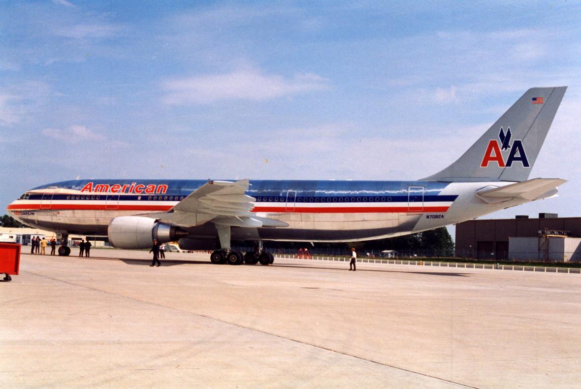Airbus přeletěl padesátku