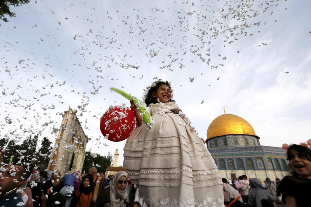 Po ramadánu na kolotoč