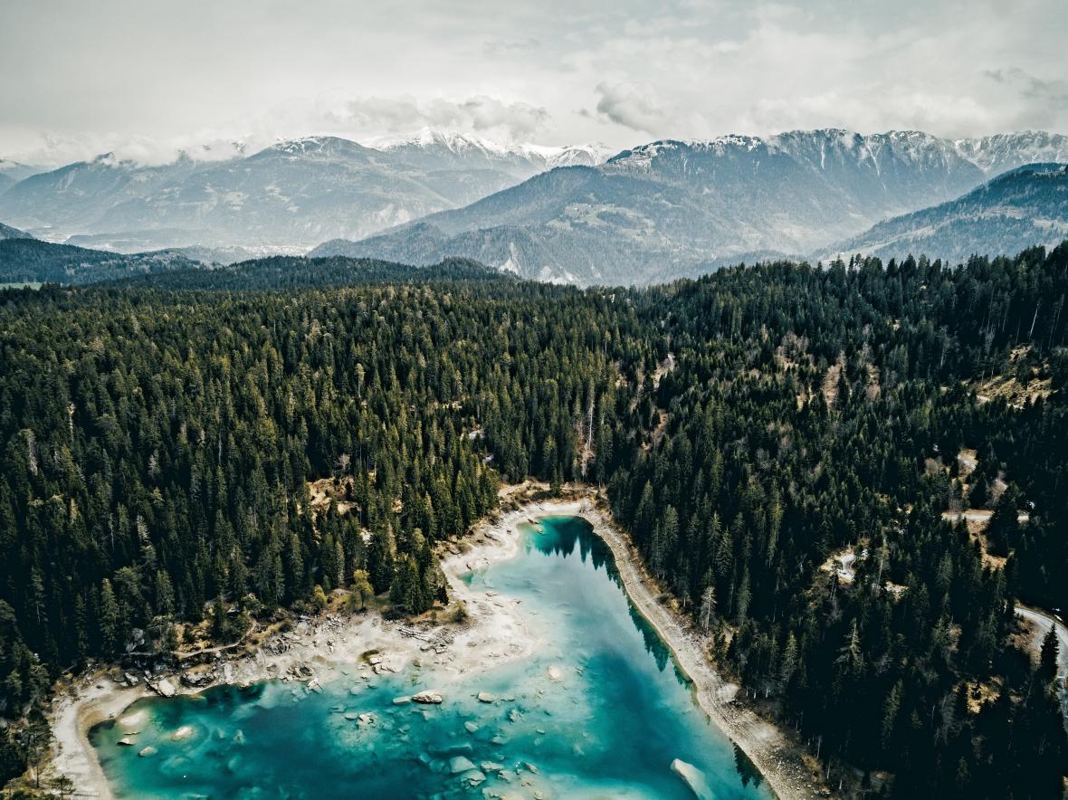 Švýcarský Grand Canyon