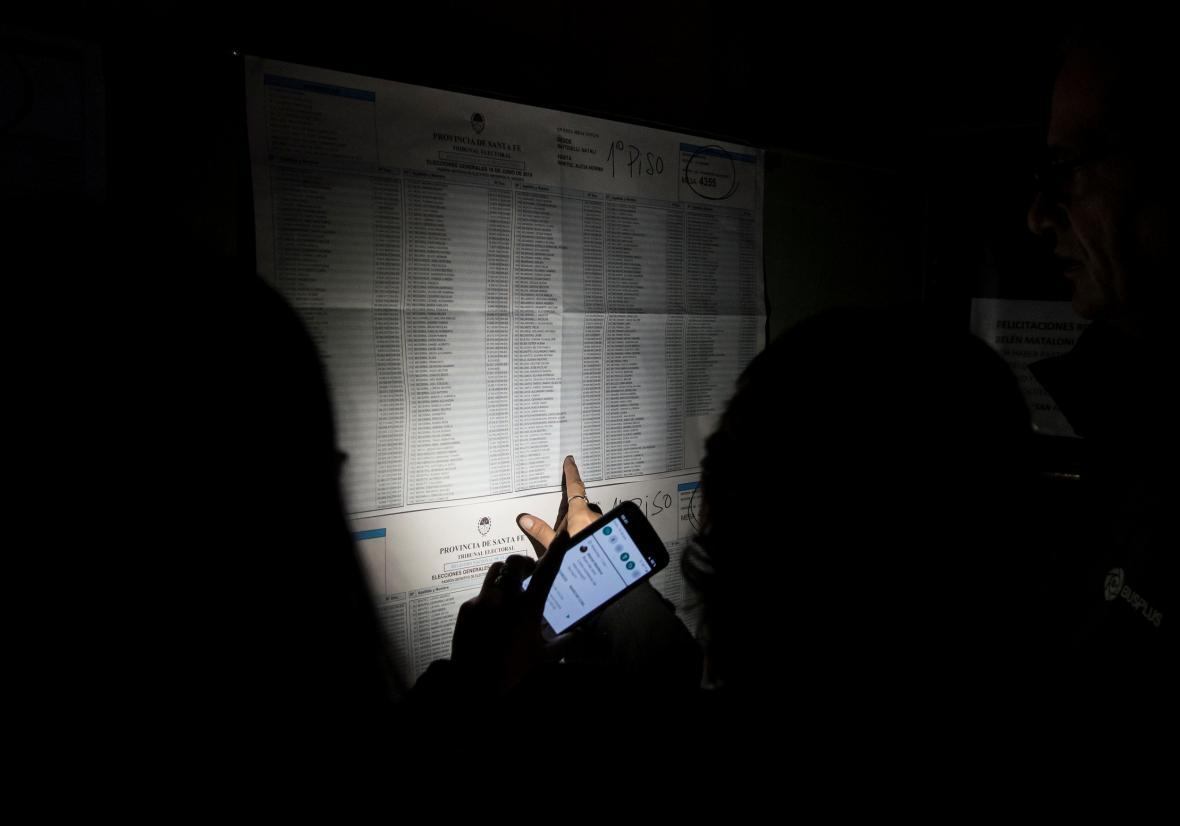 Argentinu postihl rozsáhlý výpadek elektřiny