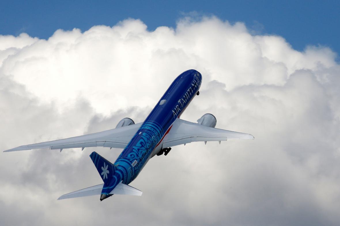 Boeing 787-9 Dreamliner aerolinek Air Tahiti Nui