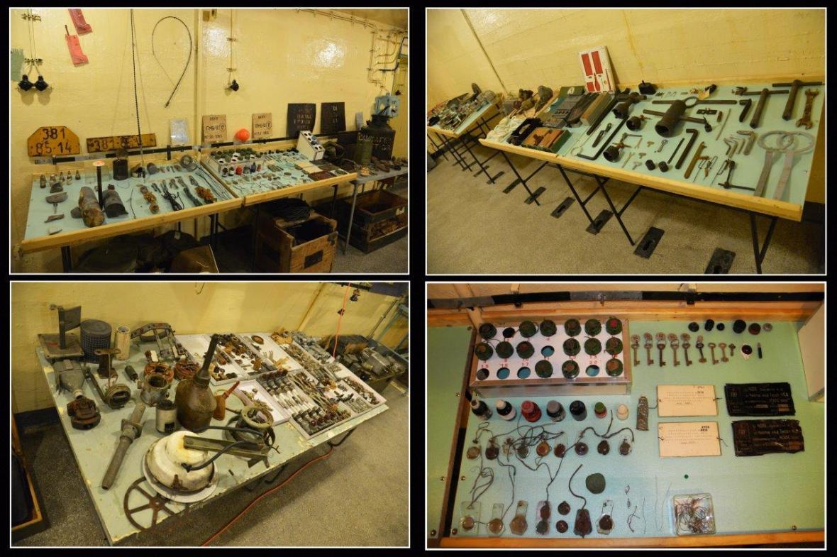 Atom muzeum Brdy - Javor 51