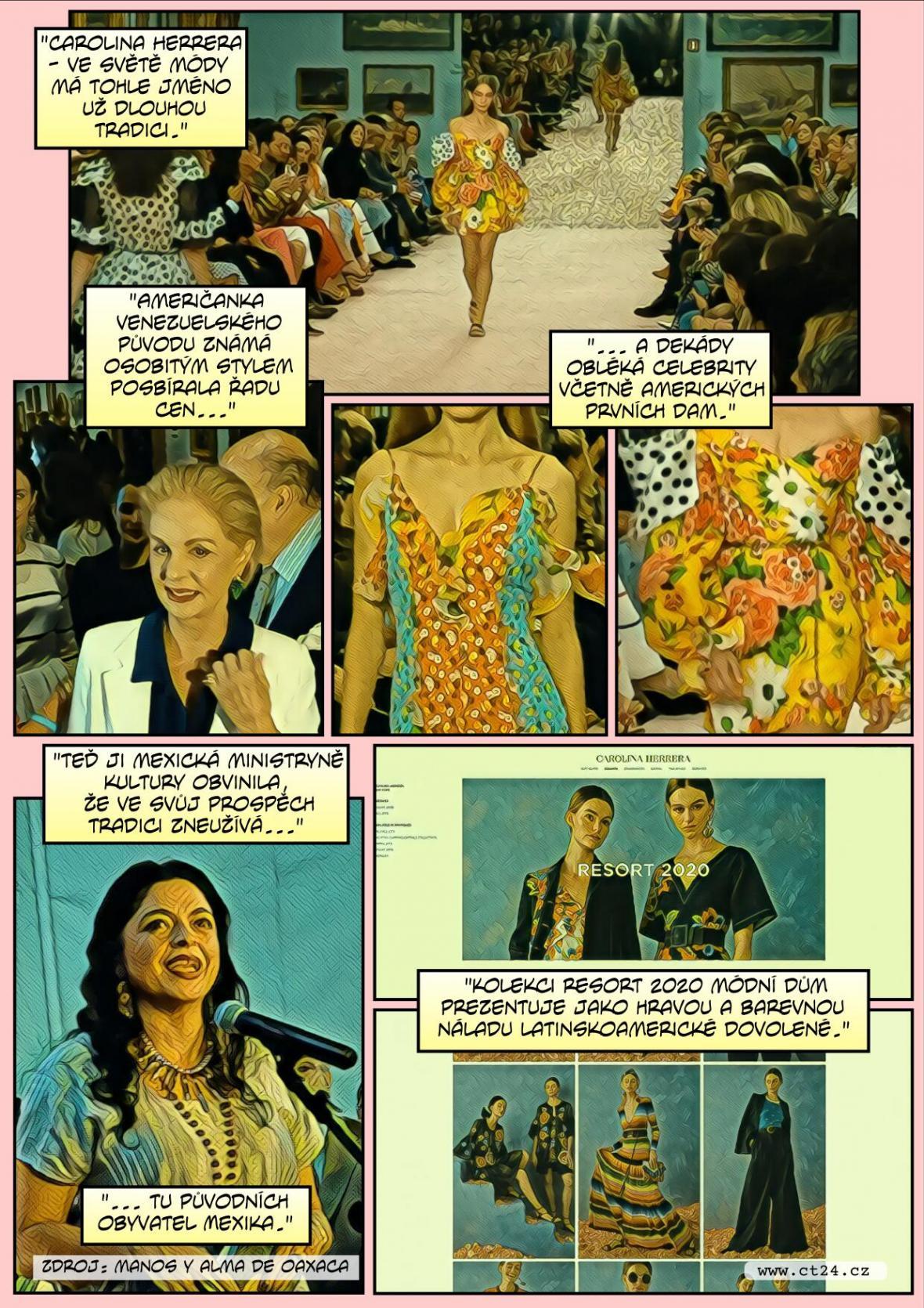 Přetahovaná o módu