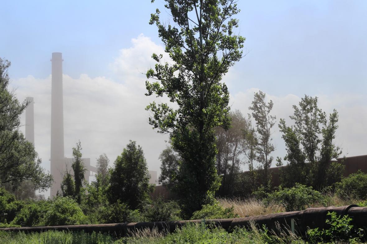 Obyvatele části Ostravy trápí uhelný prach