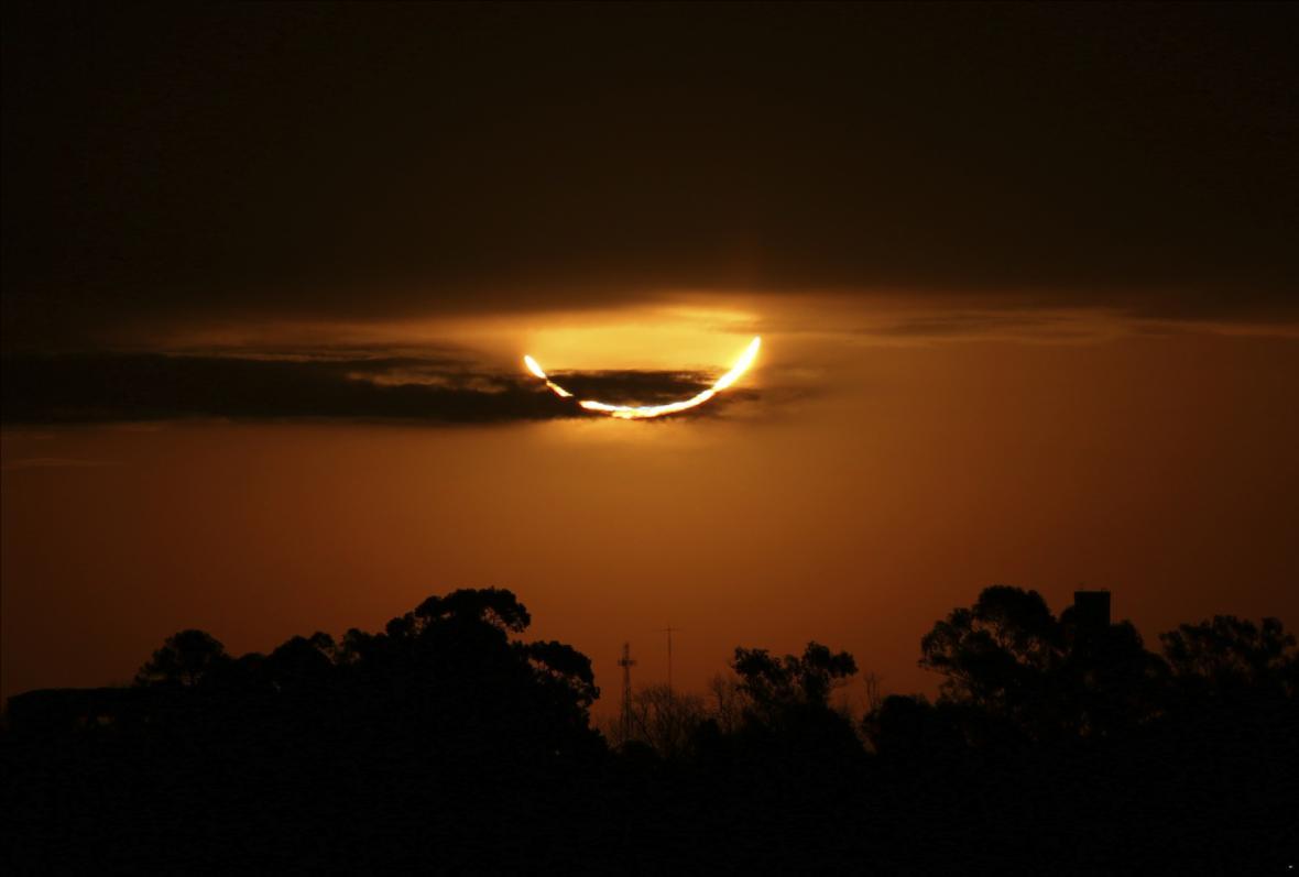 Úplné zatmění Slunce