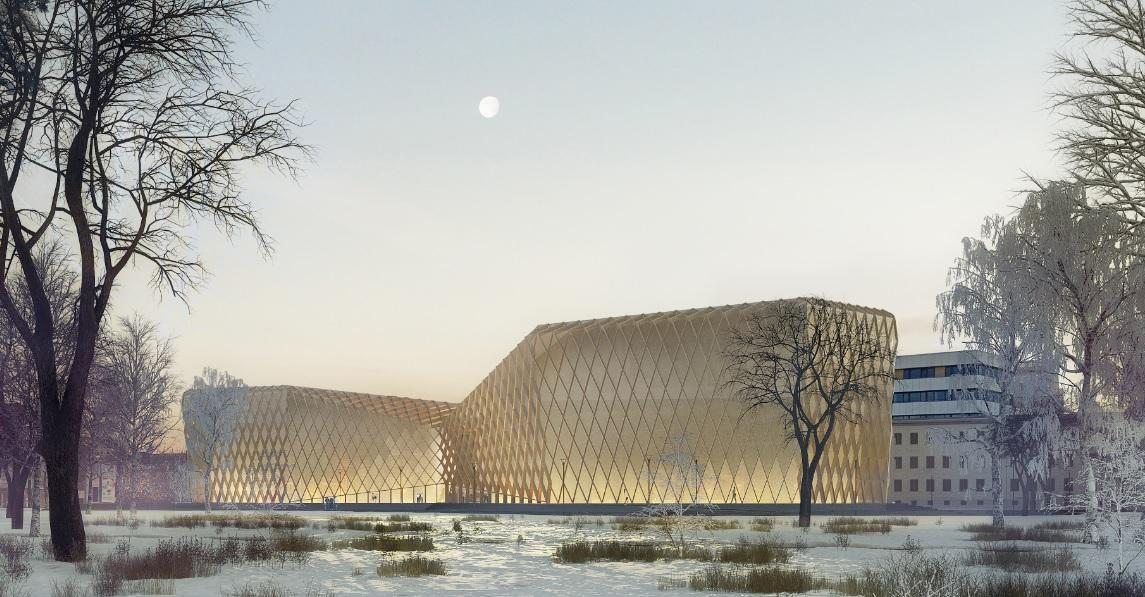 3. místo - Architekture studio