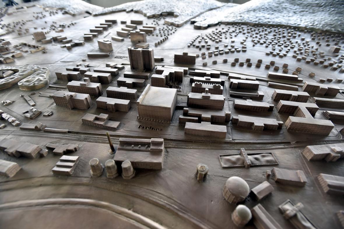 Baťův mrakodrap po revitalizaci