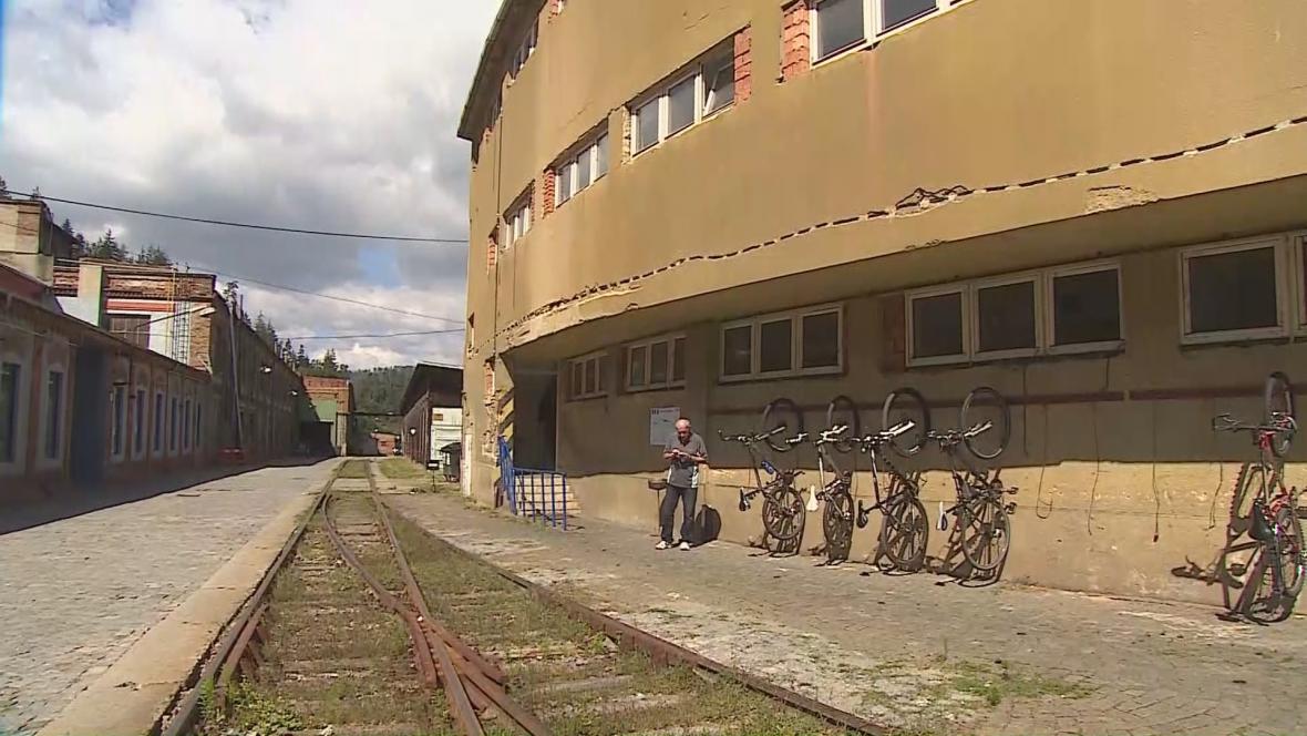 Areál ČKD Blansko