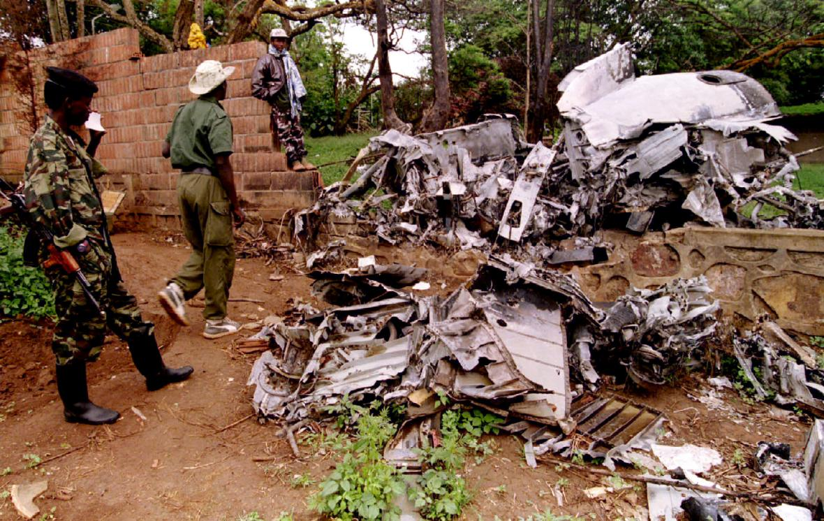 Genocida ve Rwandě. 1994