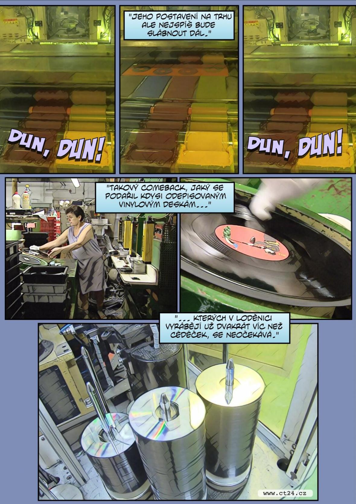 Před 30 lety začala v Československu výroba CD