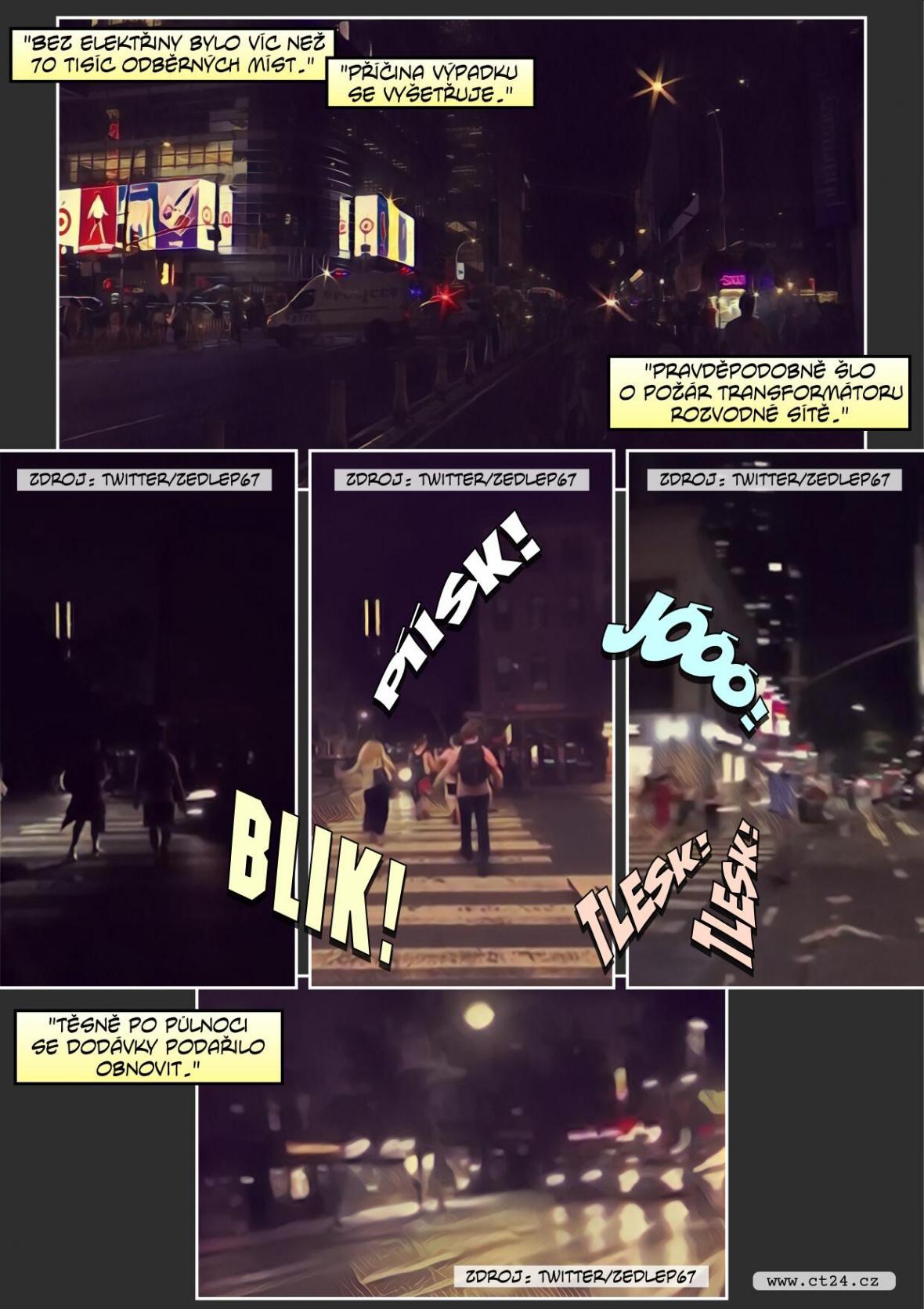 Blackout Mahattan (komiks)