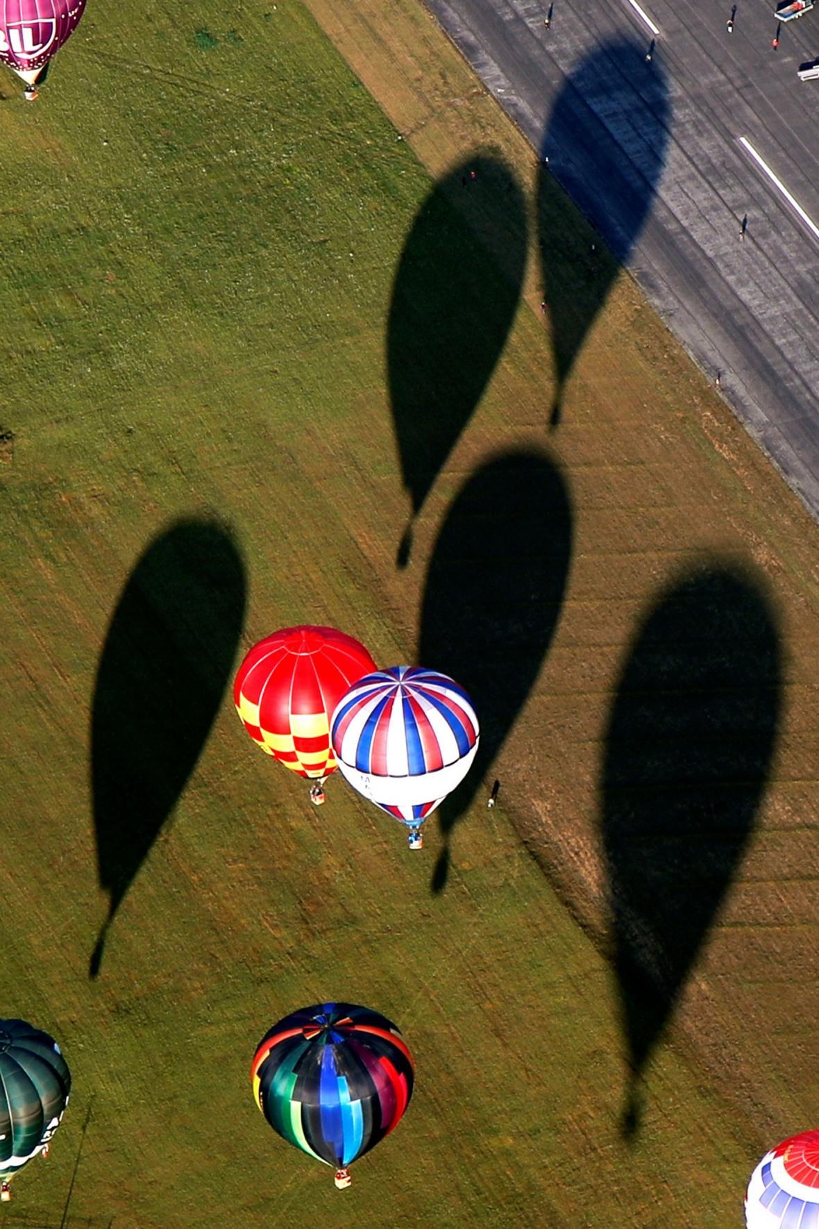 Festival horkovzdušných balónů